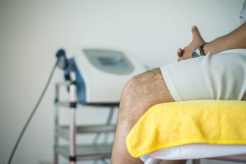 Clínica de Fisioterapia en el Ensanche de Vallecas