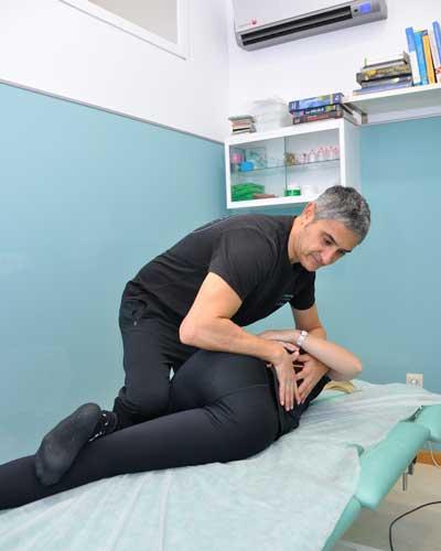 Osteopatía en Vallecas