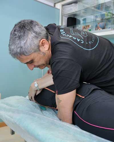 Tratamiento de Osteopatía en Vallecas