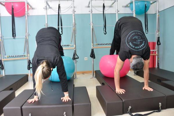 pilates para reducir el estrés
