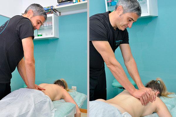 técnicas para masajes deportivos